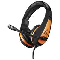 Гарнитура_ПК Canyon Gaming headset 3.5mm, USB (7XCNDSGHS1) Black